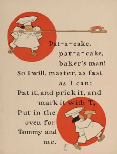 from the Project Gutenberg EBook of Denslow's Mother Goose, by Anonymous; original copyright 1902 by William Wallace Denslow