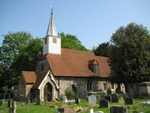 Cowley, Church of St. Laurence